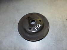 1984-1991 Corvette Crankshaft OEM Stock Pulley GM ORIGINAL 14055116