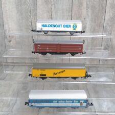ROCO - SPUR N - Güterwagen Konvolut 4.tlg. - #F38649