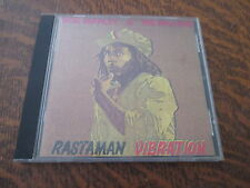 cd album bob marley & the wailers rastaman vibration