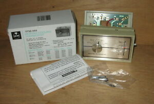 WR White Rodgers 1F56-444 Heating Cooling Thermostat For Gas Oil Electric NOS