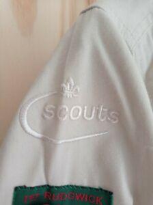 Women's Scouts Cubs Beavers Leader Shirt medium
