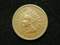 SEMI-ANNUAL SALE!! XF+ 1883 INDIAN HEAD CENT PENNY w/DIAMONDS & FULL LIBERTY 33s