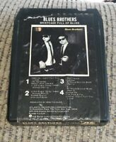 BLUES BROTHERS BRIEFCASE FULL OF BLUES 8 TRACK TAPE Atlantic Records album