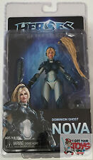 "NECA NOVA HEROES OF THE STORM SERIES 1 BLIZZARD 7"" INCH 2015 ACTION FIGURE"