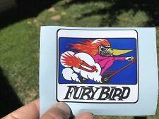 Fury Bird FuryBird mini bike minibike decals stickers