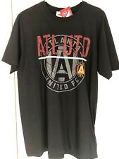 Atlanta United Shirt, New w/ Tags, Fanatics, Black, Sz L