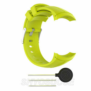 For Suunto Spartan Ultra GPS Silicone Replacement Watch Bracelet Band Strap Tool
