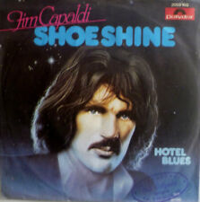 "7"" 1979 KULT & RARE IN MINT- ! JIM CAPALDI : Shoe Shine"
