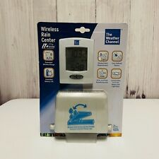 The Weather Channel 9005 Wireless Rain Center Device