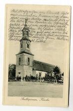 AK Stallupönen Ostpreussen 1939 Kirche Ebenrode Nesterow Нестеров