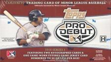 2010 Topps Pro Debut Baseball Series 1 - Pick A Player - Cards 1-220