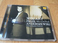 Piotr Anderszewski - Mozart - Piano Concertos 17 & 20 - CD Virgin 2006