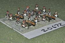15mm napoleonic / russian - artillery - art (20672)