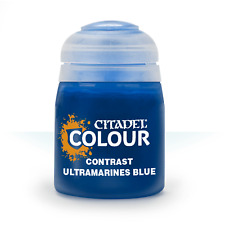 CITADEL CONTRAST PAINT - ULTRAMARINES BLUE