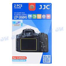 JJC LCD Guard Film Camera Display Screen Protector For Canon Powershot SX60 HS