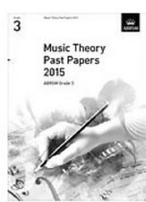 ABRSM Music Theory Past Papers 2015 Grade 3