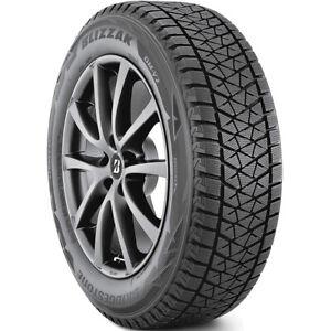 Tire Bridgestone Blizzak DM-V2 255/70R16 111S (Studless) Snow Winter