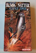 DRAGON MODELS 5516 KIT 1/48 German Ba349A NATTER w/launch tower