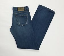 Killer loop jeans uomo usato destroyed strappi w30 tg 44 boyfriend slim T3087