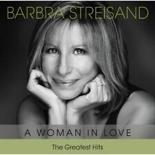 BARBRA STREISAND - A WOMAN IN LOVE: THE GREATEST HITS USED - VERY GOOD CD