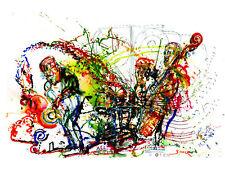 """Jazz Artist JEFF SCHLANGER-""""Baba Fred""""-"""