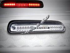 1995-2003 FORD RANGER / 1999-2008 F-SERIES SUPER DUTY 3RD BRAKE LIGHT CHROME