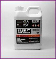 Valet Pro Bilberry Alloy Wheel Cleaner 1L Acid free, 1 LITRE UK P&P Free