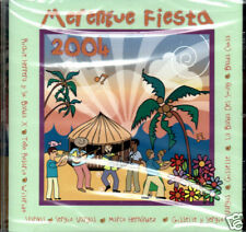 Merengue Fiesta  2004  BRAND NEW SEALED         CD
