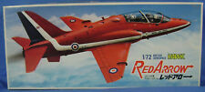 "REDUCED $ - FUJIMI SPECIAL HAWK ""RED ARROWS"" PLASTIC  AIRPLANE KIT"