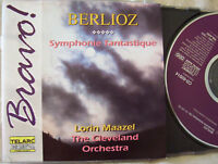 Berlioz- Symphonie Fantastique- Maazel- TELARC 1994 WIE NEU