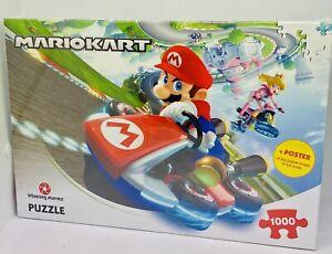 Mario Kart 1000 Piece Puzzle NEW Nintendo