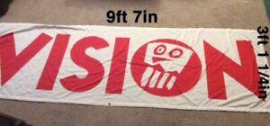 Old School Vision Wear & Iron Maiden Tapestries