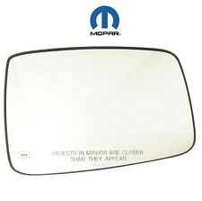 RAM 1500 2500 RIGHT PASSENGER SIDE MIRROR GLASS REPLACEMENT OEM MOPAR GENUINE