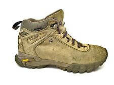 Vasque Womens Talus Ultradry WP Leather Cushioned Hiking Outdoor Boots Size 9 W