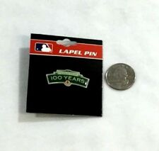 2012 Boston Red Sox Fenway Park 100 Years / 100th Anniversary Logo Pin FREESHIP