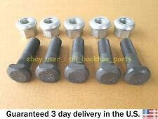 JCB BACKHOE - WHEEL NUTS & STUDS, PACK OF 5 PC. (PART NO. 826/00923 & 106/40001)