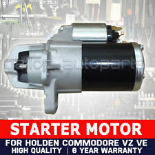 Starter Motor fit Holden All V6 3.6L VZ VE Commodore LY7 HF 2004-2013 Brand New