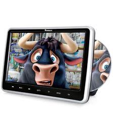 "NAVISKAUTO 10.1"" Screen Portable DVD Player for Car 5 Hours Battery USB SD"