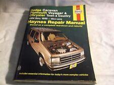 Hayne's Repair Manual 1984-1995 Dodge, Plymouth, Chrysler Part No. 30010