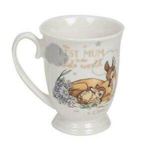 Disney Magical Beginnings Bambi Mug - Best Mum With Gift Box