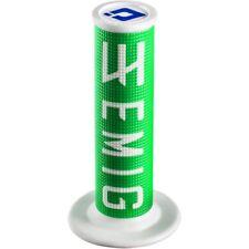 ODI Emig V2 bloqueo Grips 4-takt manejas Encías atacadas Puños Manillar Verde /