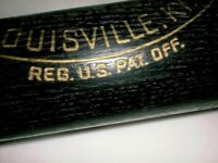 """Old BABE RUTH League Bat 34"""" Hillerich Bradsby Louisville Slugger 125 Ny YANKEES"""