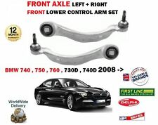 FOR BMW 730D 740D 740 760 2008> FRONT LEFT + RIGHT LOWER SUSPENSION CONTROL ARM