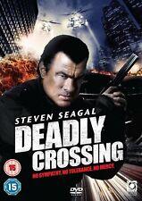 Deadly Crossing (DVD) Steven Seagal, Meghan Ory, Warren Christie