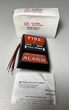 Autocall Thorn Grinnell 4050-211T Fire Alarm Pull Station! Brand New!