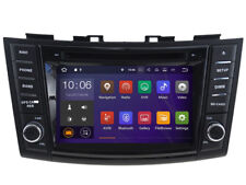 Android 7.1 Car DVD GPS Navigation Wifi Radio For Suzuki Swift Ertiga 2011+