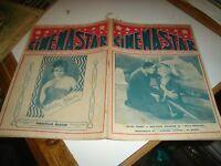 CINEMA-STAR anno II° n. 12 - 27/3/1927  - A. TERRY M. ALBANI A. MORENO