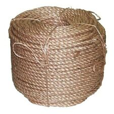 """Rope Products 1/2X600M 1/2""""x 600 foot manila rope"""