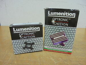 Triumph STAG ** ELECTRONIC IGNITION KIT ** LUMENITION - BEST THERE IS!