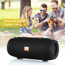 More details for portable wireless bluetooth speaker waterproof stereo bass usb/tf/aux mp3
